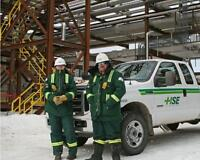"""H2S Alive""  Training in Fredericton"