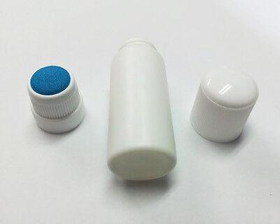 Plastic Bottle For Medicine Liquid 30ml Scalp Care Sponge Applicator Skin Care