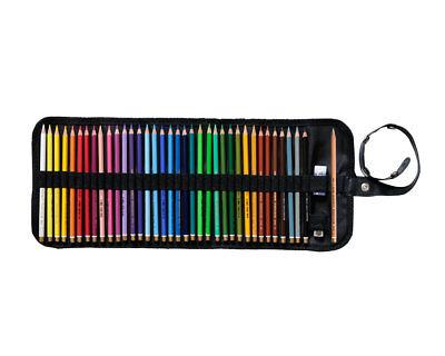 36 Polycolor KOH-I-NOOR Künstler Farbstifte im Stiftegürtel - NEU
