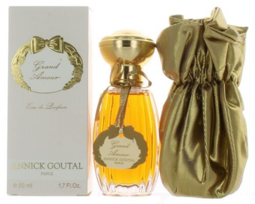 Grand Amour by Annick Goutal for Women EDP Perfume Spray 1.7 oz. New in Box