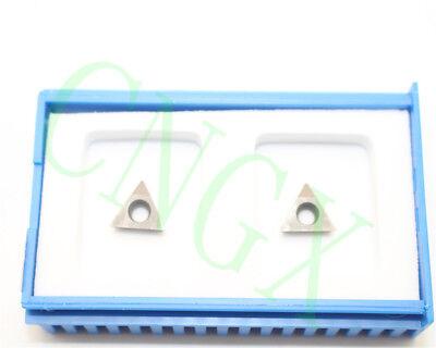 2pcs New Cbn Tpgw090204 Cbn Diamond Cnc Blade Insert High Quality