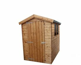 4ft x 4ft Shed for sale