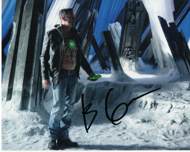 BRIAN AUSTIN GREEN SIGNED AUTOGRAPHED 8X10 PHOTO - DAVID BH 90210, SMALLVILLE
