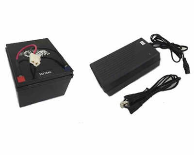 Lithium Ion NCM 24v Battery with Charger (Part # 19999)