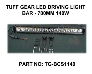 TUFF GEAR LED DRIVING LIGHT BAR - 780MM  140W Fyshwick South Canberra Preview