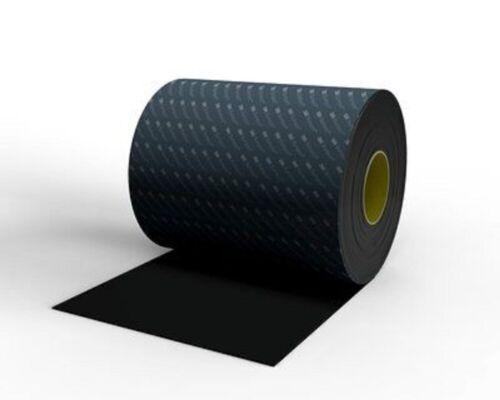 "40% Off 1 Roll 3M SJ5916 Black 9""x1yd A20FL Bumpon Resilient Rollstock 52762"