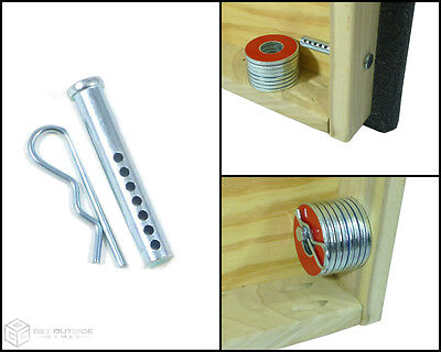 Washer Locker - Washer Toss / Washer Game Washer Storage Solution (Washer Toss Game)