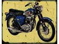 ENGINE OIL SEAL set 5 seals  BSA A50 500cc A65 650cc 1962-73 classic motorbikes