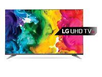 LG 43UH750V 43 Inch Smart LED HDR Pro Ultra HD Slim TV