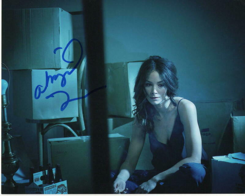 ABIGAIL SPENCER SIGNED AUTOGRAPHED 8X10 PHOTO - ALL MY CHILDREN, SUITS, TIMELESS