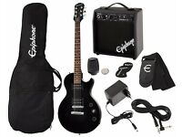 £100 - Les Paul Special II Electric Guitar, Amp, Carry case & accessories!
