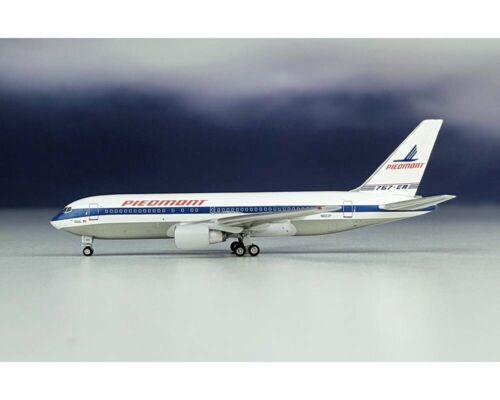 Aeroclassics ACN603P Piedmont Airlines Boeing 767-200 N603P Diecast 1/400 Model
