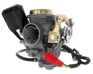 Vergaser inkl. Choke GY6 4T JINAN QINGQI QM50QT-6(A),QM50T-10AD,QM50QT-2 Roller
