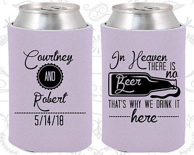 Wedding Favor Koozies Cheap Beer Can Koozie Ideas (285) Southern Wedding Favors