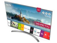 LG 43UJ670V 43 Inch Smart LED TV 4K Ultra HD Freeview HD and Freesat HD 4 HDMI