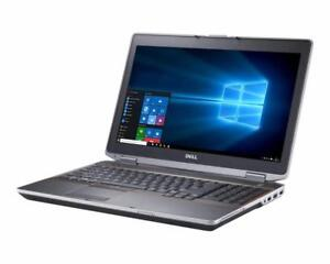 "MEGA SOLDE : Dell Latitude E6420 Intel Core i5-2520m - 2.5Ghz - 4Go DDR3 - 250GO - DVDRW - 14.1"" - HDMI - Win 7 / win 10"