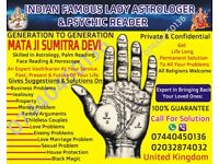 Indian Famous Lady Astrologer & Psychic Reader In London Uk England Glasgow