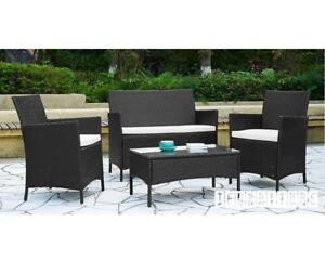 Ifurniture Patio / Outdoor furniture sales ---4 pcs sofa set starts from $199, wide selections