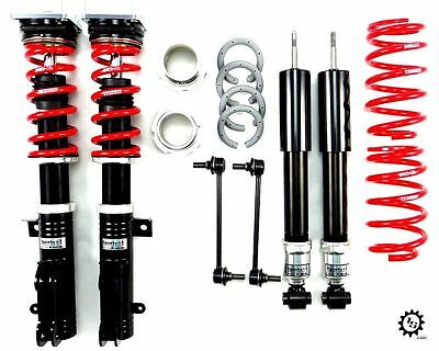 2007-2015 Mazda 2 RS-R Sports-I Japan Coilovers Lowering Coils Adjustable Kit