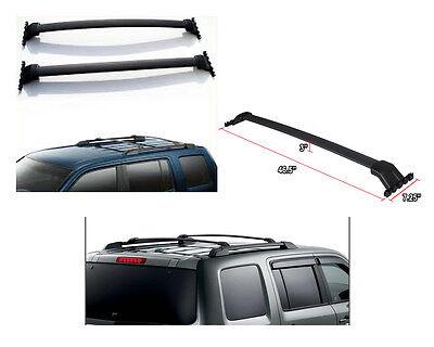 Honda Pilot Crossbars (For 09-15 Honda Pilot Roof Rack Cross Bar Luggage Carrier Bar OE Style Pair Set )