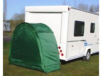 Bike Camping caravan Tent New Can store other things like shed