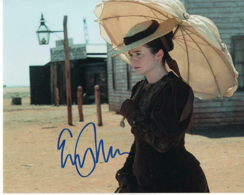 EMILY WATSON SIGNED AUTOGRAPH 8X10 PHOTO - KINGSMAN, WAR HORSE, CHERNOBYL A