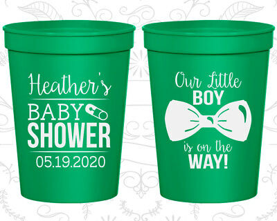 Baby Shower Ideas, It's a Boy Cups, Baby Shower Keepsake Favors (90005)](Baby Shower Keepsake Ideas)