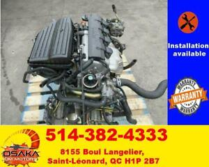 02-06 Acura EL Honda CIVIC 1.7L ENGINE JDM D17A