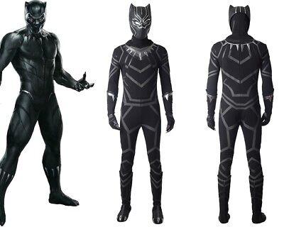 New Captain America Civil War T'Challa Black Panther - Black Panther Captain America Civil War Kostüm