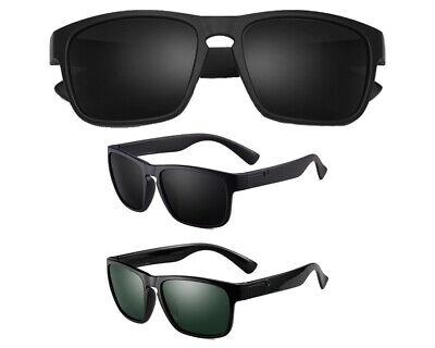 Wayfarer Sonnenbrillen Polarisiert Sport UV400 Retro Pilotenbrille Damen Herren