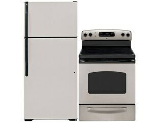 Looking for Fridge and stove combination