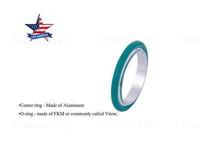Usa Kf40 Oil Resistant Fluorine Rubber Sealing Fkm Viton O-ring Centering Ring