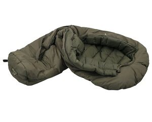 Carinthia Defence 4 Military Sleeping Bag Mummy / - 15°C / green-olive / size L