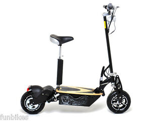 Chaos Sport 48 Volt 1600W Electric Scooter Big Wheel Powerboard Off Road Adult