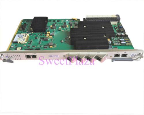 Alcatel-lucent Control Board Fant-f 3fe53701aaaa For Alcatel-lucent Olt 7360