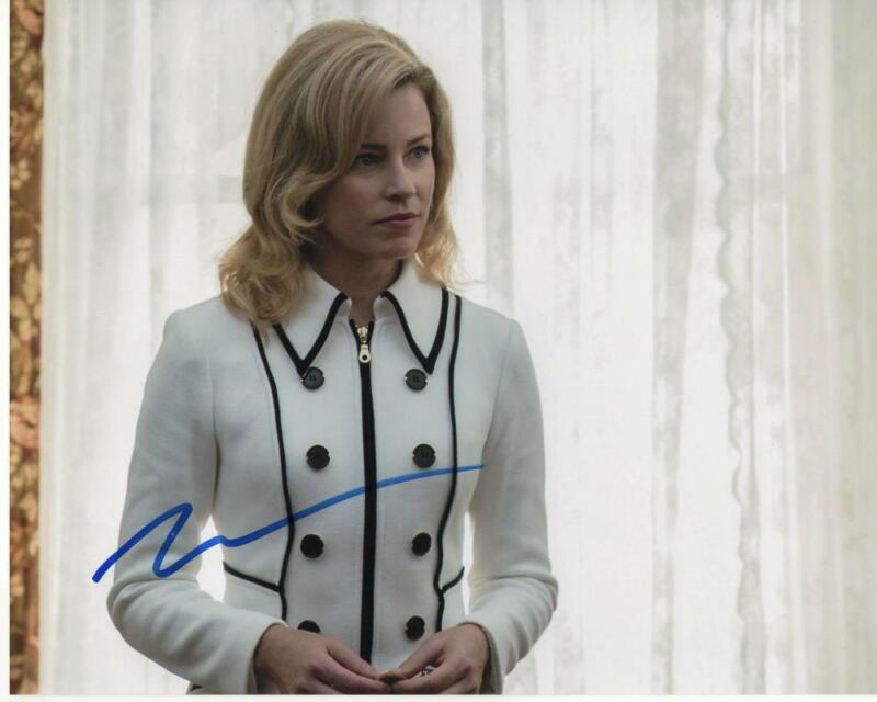 ELIZABETH BANKS SIGNED AUTOGRAPH 8X10 PHOTO - CHARLIE'S ANGELS, PITCH PERFECT