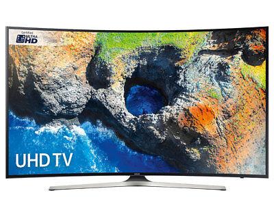 Samsung UE65MU6220 65 inch Smart 4K Ultra HD HDR Curved TV