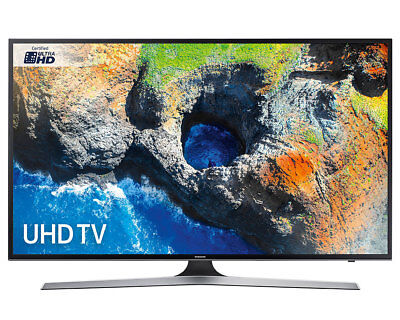 Samsung UE50MU6120 50 inch Smart 4K Ultra HD HDR TV