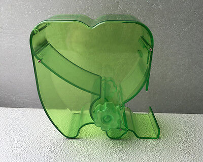 Dental Cotton Roll Dispenser Holder Organizer Molar Shaped Green