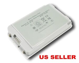 5200mAh Laptop Battery for Apple iBook G3 G4 12