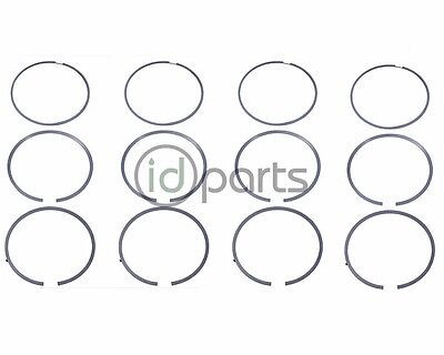 Complete Engine Piston Ring Set (Jeep Liberty CRD