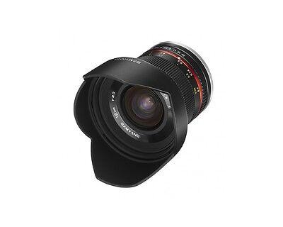 Objektiv Fisheye Samyang 12mm f2.0 f. Sony NEX-3 NEX-5 NEX-6 NEX-7
