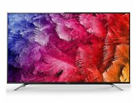 """Hisense HE65K5510UWTS 65 Inch Flat 4K HDR UHD Ultra HD LED Smart TV 65"""" - Black - NEW"""