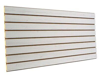 Timber Creek Oak Slatwall Display Panels 24h X 48l 2 Pack Cldv