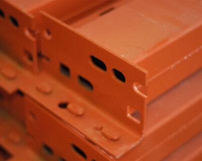 Pallet Racks - Teardrop Beams - 108l X 4h 4060 Lb. Capacity