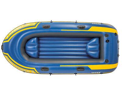 Intex 68367 Challenger 2 Schlauchboot Incl Ruder pumpe günstig kaufen Ruder- & Paddelboote Bootsport-Artikel
