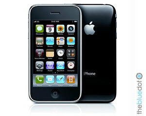 Apple iPhone 3GS 8GB Phone (AT&T) Black (A) Also for Straight Talk/Net10/H20