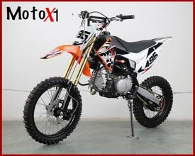 Pitbike dirt bike 160cc race high spec new 2018 model