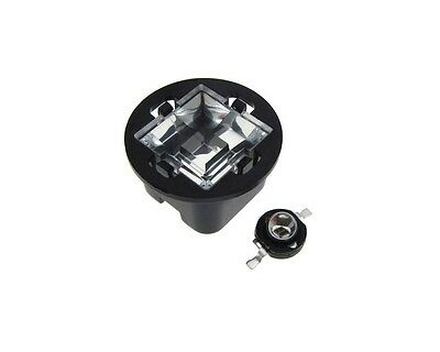 1w Smd 850nm Ir Infrared Power Led W Lens Cap Nighe Verison Lighting - 45ds