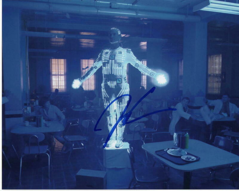 BILLY CRUDUP SIGNED AUTOGRAPHED 8X10 PHOTO - WATCHMEN DOCTOR DR. MANHATTAN 3